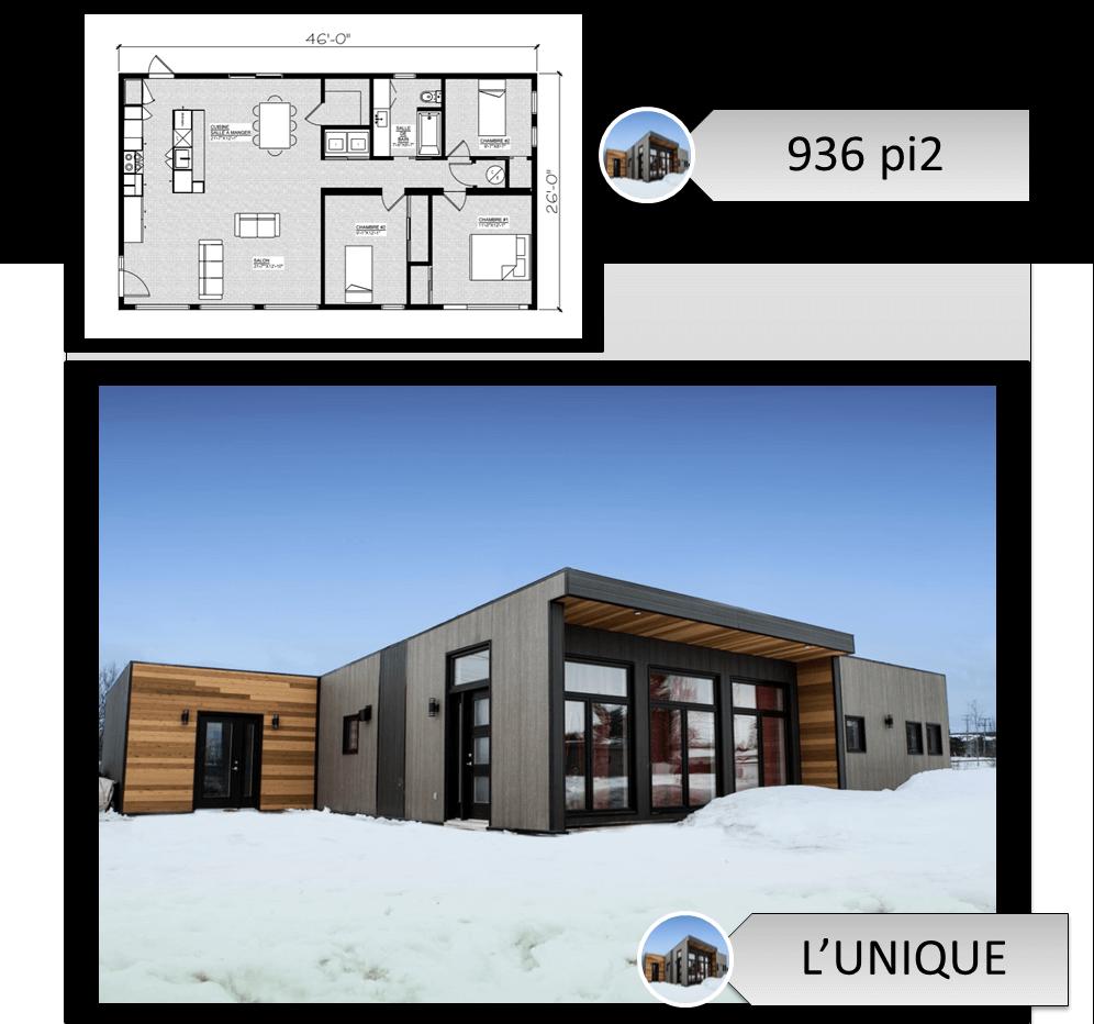 Maison Prospère - l'Unique
