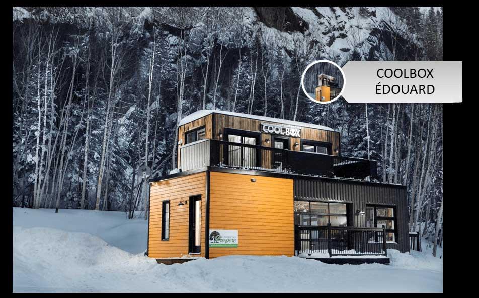 Coolbox Édouard