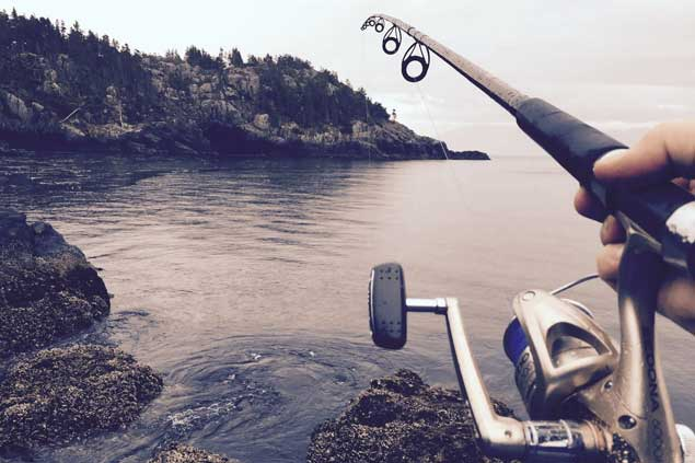 Pêche récréative